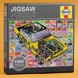 Haynes Ford Capri Jigsaw | 1000 Pieces