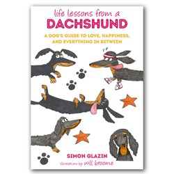 Life Lessons from a Dachshund Book