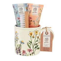 Tea Break Gardening Hands Gift Set
