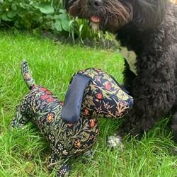 William Morris Dog Toy