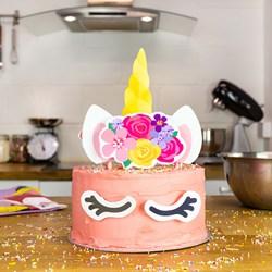Unicorn Cake Baking Kit