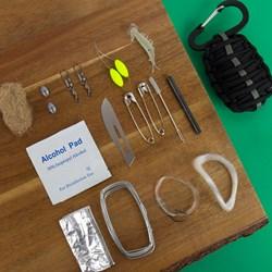15 in 1 Survival Kit