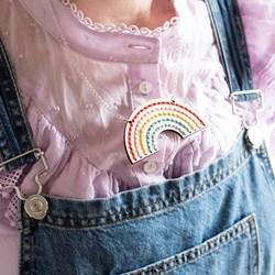 Rainbow Necklace Kit
