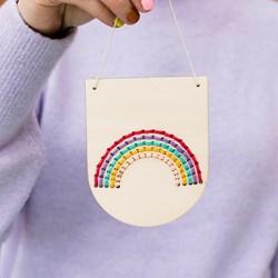 Rainbow Wall Hang Kit