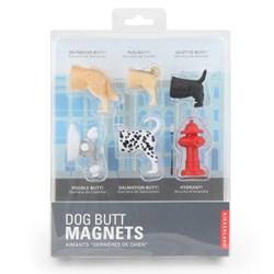 Dog Bum Magnets
