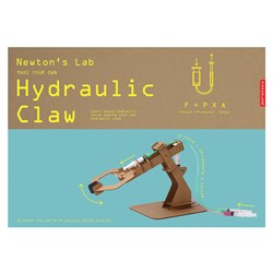 Make Your Own Hydraulic Claw