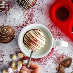 Hot Chocolate Bomb Moulds