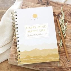Happy Mind Happy Life Positive Planner