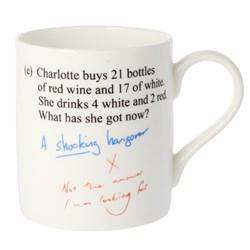 Shocking Hangover Mug