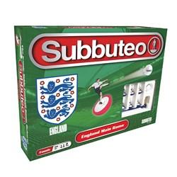 Official England Game Subbuteo