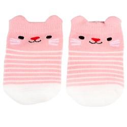 Cookie the Cat Pair of Socks