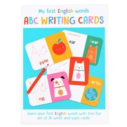 ABC Writing Cards