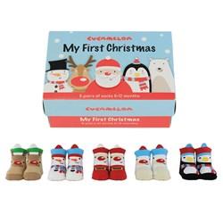 My First Christmas Socks