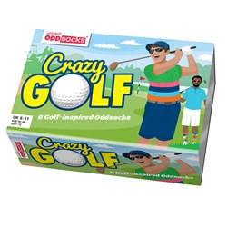 Crazy Golf Oddsocks