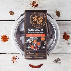 World Spice Set