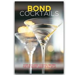 Bond Cocktails Book