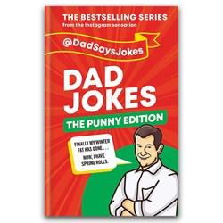 Dad Jokes Puns Book