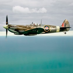 Spitfire Flying Experience