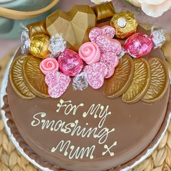 Mother's Day Smash cake