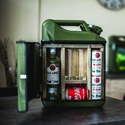 Jerry Can Drinks Holder