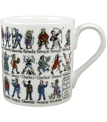 Kings & Queens of England Mug