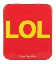 LOL (Laugh Out Loud) - Tin of Mints