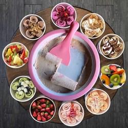 DIY Rolling Ice Cream Maker