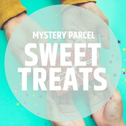 Yummy Treats Mystery Parcel | worth over £60!