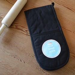 Personalised Baking Oven Gloves