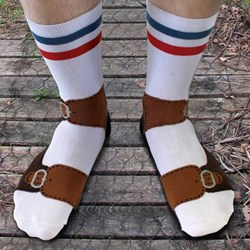 Sandal Socks | The Ultimate Fashion Faux Pas!