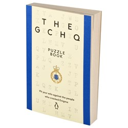 The GCHQ Puzzle Book | As Seen In The Press