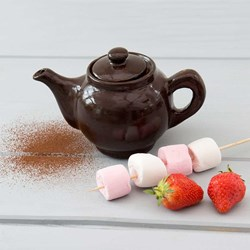 The Really Useful Edible Chocolate Teapot | Pour it. Dip It. Eat it.
