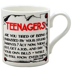 The 'Teenagers' Mug - WHATEVER!