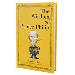 The Wisdom of Prince Philip Book