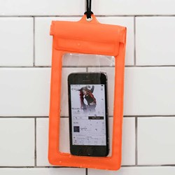 Underwater Phone Case | Orange Colour