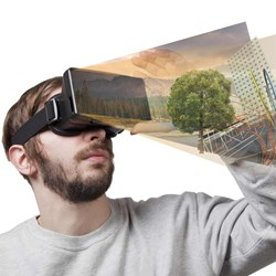 Virtual Reality Headset | 3D Experience