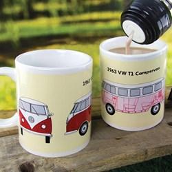 VW Campervan Heat Change Mug