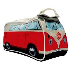 Red VW Campervan Wash Bag