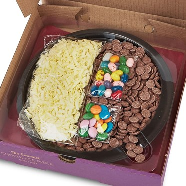 Make Your Own Chocolate Pizza Kit