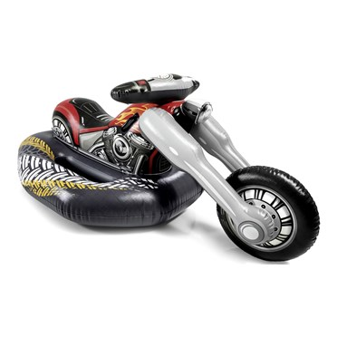 An image of Inflatable Motorbike