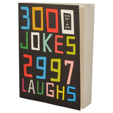 3000 Jokes, 2997 Laughs Book