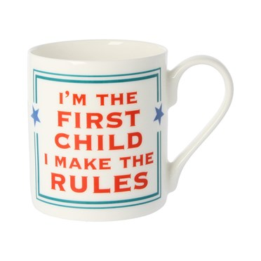 The First Child Mug