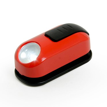 An image of Bright White LED Push Light | Push on, push off!