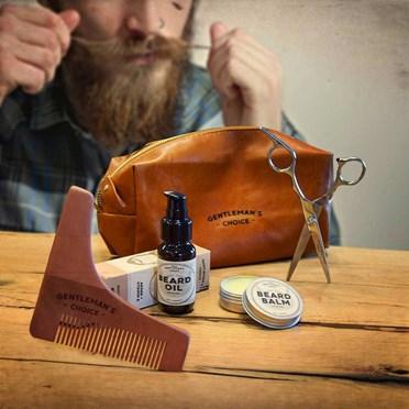 Deluxe Beard Grooming Kit