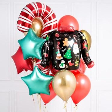 Christmas Balloon Set
