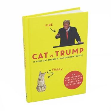 Cat vs Trump Book
