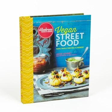Vegan Street Food Cookbook