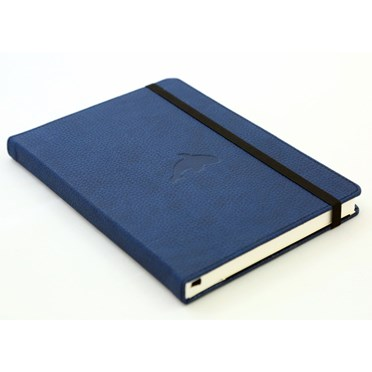 Eco-Friendly Whale Notebook