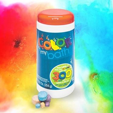 Colour My Bath Tablets