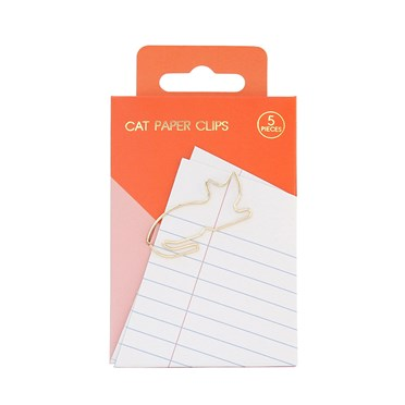 Cat Paperclips